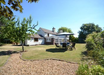 Thumbnail 5 bed detached house for sale in Back House Farm, Hall Lane, Mawdesley