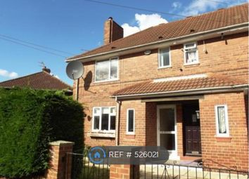 Thumbnail 2 bedroom maisonette to rent in Middleham Avenue, York