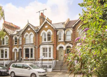 Thumbnail 3 bed terraced house for sale in Summerhouse Road, Stoke Newington