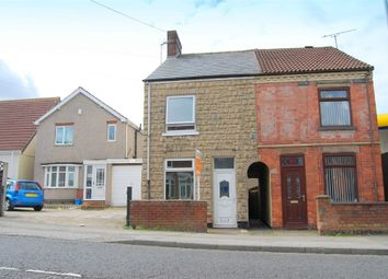 Thumbnail 2 bed semi-detached house for sale in Mansfield Road, Skegby, Nottinghamshire