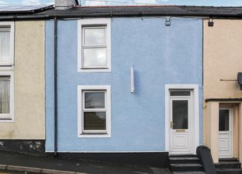 Thumbnail 2 bed terraced house for sale in Bridge Street, Llanerchymedd, Anglesey, Sir Ynys Mon