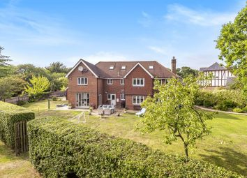 Thumbnail 6 bed detached house for sale in Yorkdale, Warsash, Southampton