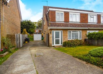 Thumbnail 3 bed semi-detached house for sale in Sheppey Walk, Hailsham