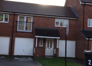 Thumbnail 2 bedroom town house to rent in Leatham Avenue, Kimberworth, Rotherham
