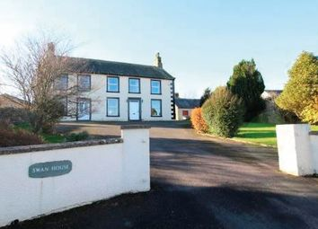Thumbnail 5 bed detached house for sale in Swan House, Bothel, Wigton, Cumbria