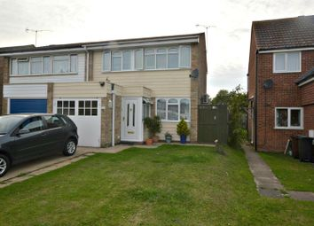 Thumbnail 3 bed semi-detached house for sale in Adelaide Drive, Colchester