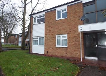 Thumbnail 1 bedroom flat for sale in Keble Grove, Sheldon, Birmingham, West Midlands