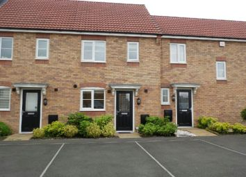 Thumbnail 2 bed terraced house to rent in Goodheart Way, Thorpe Astley, Braunstone, Leicester