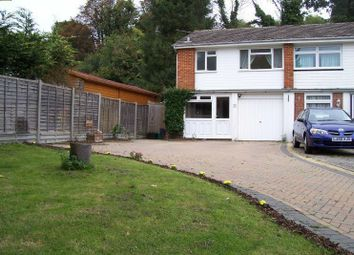 Thumbnail 3 bed terraced house to rent in Spencer Close, Orpington, Orpington