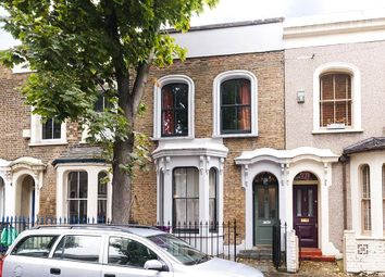 Thumbnail 3 bed terraced house for sale in Athelstane Grove, Mile End, London