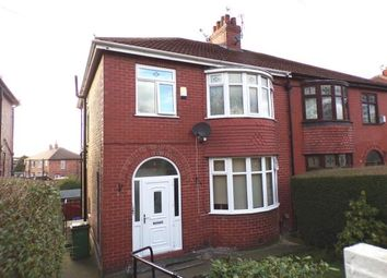 Thumbnail 3 bedroom semi-detached house for sale in Reddish Road, Reddish, Stockport, Cheshire