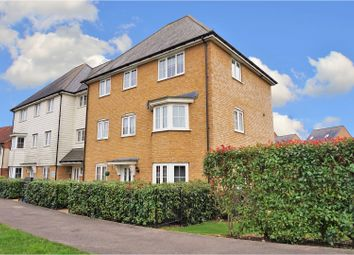 Thumbnail 2 bed flat for sale in Crossways, Sittingbourne