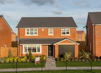 Thumbnail 4 bed detached house for sale in St. Kevins Drive, Kirkby, Liverpool