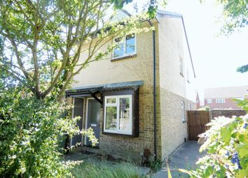 Thumbnail 1 bed terraced house to rent in Shannon Road, Stubbington, Fareham