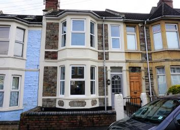 Thumbnail 3 bed terraced house for sale in Edward Road, Arnos Vale, Bristol