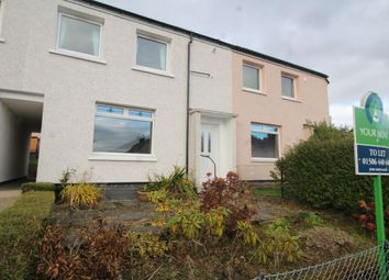 2 bed terraced house to rent in East Glen Avenue, Deans, Livingston EH54
