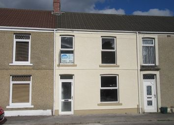 Thumbnail 3 bedroom terraced house for sale in Llangyfelach Road, Treboeth, Swansea.