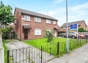 Thumbnail 3 bed semi-detached house for sale in Killington Way, Kirkdale, Liverpool