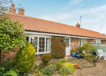 Thumbnail 1 bed bungalow for sale in Smithy Cottages, Main Street, Thorganby, York