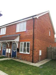Thumbnail 2 bed town house to rent in Gadwall Way, Scunthorpe