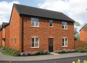 """Thumbnail 3 bed detached house for sale in """"The Becket"""" at Oteley Road, Oteley Road, Shrewsbury, Shropshire"""