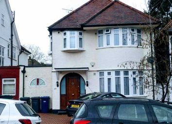 Thumbnail 6 bed link-detached house to rent in Rowsley Avenue NW4, Hendon