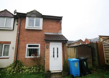 Thumbnail 2 bedroom end terrace house for sale in Consort Close, Parkstone, Poole