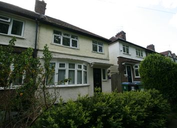 Thumbnail 3 bed terraced house to rent in North Western Avenue, Watford