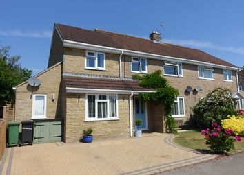 4 bed semi-detached house for sale in Manor Drive, Merriott TA16