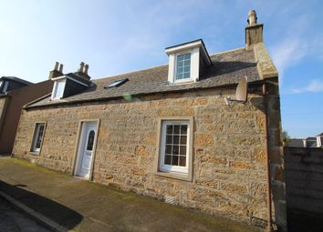 Thumbnail 3 bed detached house for sale in New Street, Hopeman, Elgin