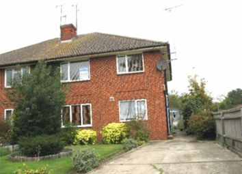 Thumbnail 2 bedroom maisonette to rent in Headley Road, Woodley, Reading, Berkshire