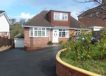 Thumbnail 3 bed detached bungalow to rent in Argyll Road, Exeter