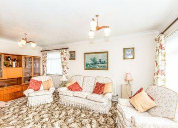 Thumbnail 3 bedroom detached bungalow for sale in Glebeland Close, Coychurch, Bridgend