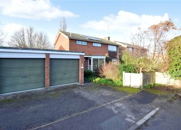 Thumbnail 3 bed detached house for sale in Beaconsfield Close, Sudbury, Suffolk