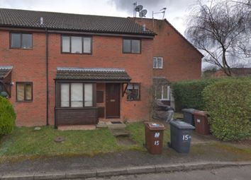Thumbnail 1 bed terraced house to rent in Fox Close, Elstree