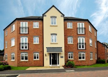 Thumbnail 2 bed flat for sale in Kings Court, Stourbridge Road, Bridgnorth
