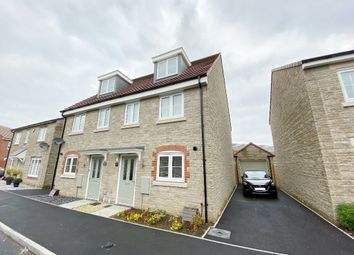 Thumbnail 3 bed town house for sale in Upper Ox Hill, Swindon
