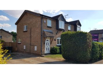 Thumbnail 3 bed semi-detached house for sale in Kinnears Walk, Peterborough