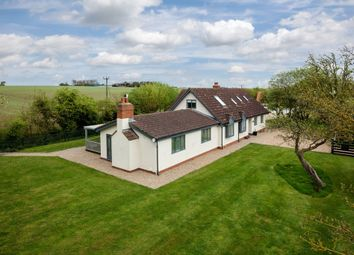 Thumbnail 4 bed detached house for sale in Camps Road, Helions Bumpstead, Haverhill