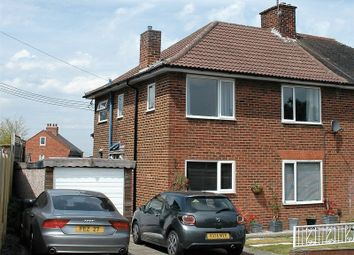Thumbnail 3 bed semi-detached house for sale in Littlemoor Crescent, Chesterfield