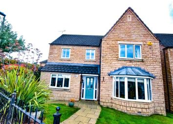 Thumbnail 4 bed property for sale in Grange Gardens, Loscoe, Heanor