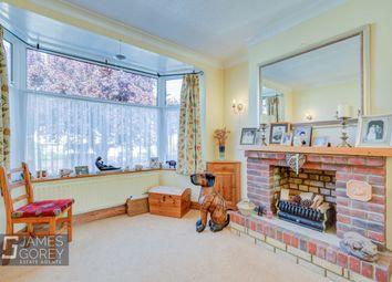 Thumbnail 3 bedroom terraced house for sale in Greenway, Chislehurst
