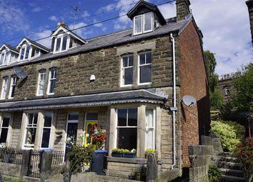 Thumbnail 3 bedroom terraced house for sale in Lyndene, Pope Carr Road, Matlock, Derbyshire
