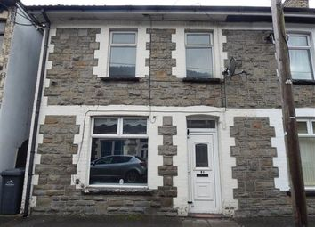 Thumbnail 3 bed end terrace house for sale in Carlyle Street, Abertillery