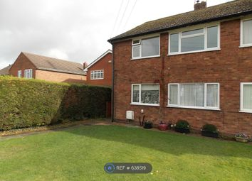 Thumbnail 2 bed maisonette to rent in Evesham Road, Astwood Bank, Redditch
