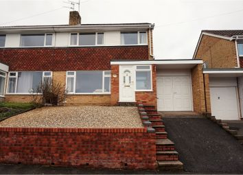 Thumbnail 3 bed semi-detached house for sale in Musk Lane West, Gornal