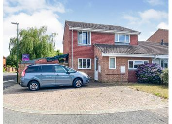 Thumbnail 5 bed link-detached house for sale in Johnson Way, Ford