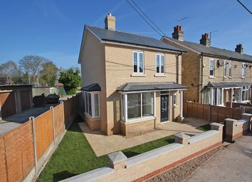 Thumbnail 3 bed detached house for sale in Radiator Road, Great Cornard