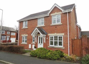 Thumbnail 3 bedroom detached house to rent in Scholars Drive, Cheadle Heath, Stockport