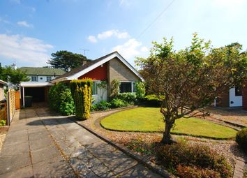 Thumbnail 2 bed detached bungalow for sale in Esk Close, North Hykeham, Lincoln